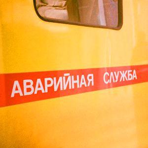 Аварийные службы Холмогоров