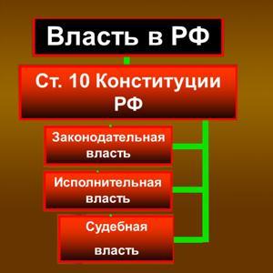 Органы власти Холмогоров