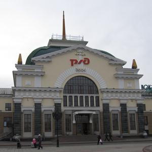 Железнодорожные вокзалы Холмогоров